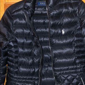 Polo by Ralph Lauren Jackets & Coats - Polo Ralph Lauren Black winter Coat